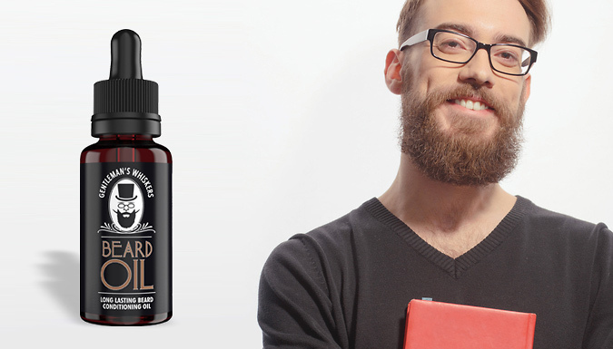 Mens Beard Oil: 50ml