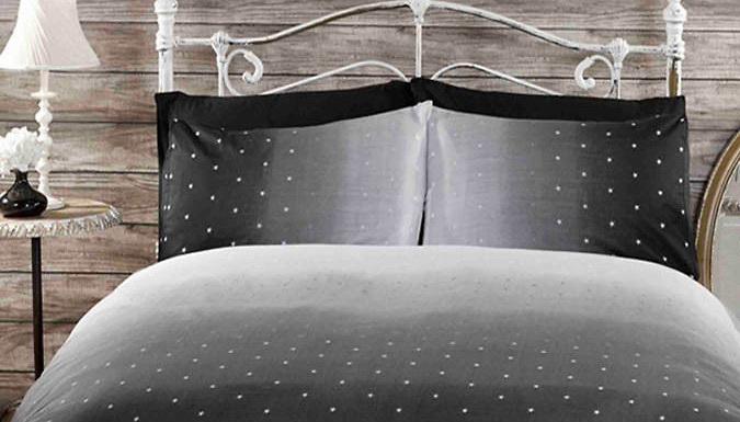 Night-Sky Galaxy Duvet Set - Double or Kingsize