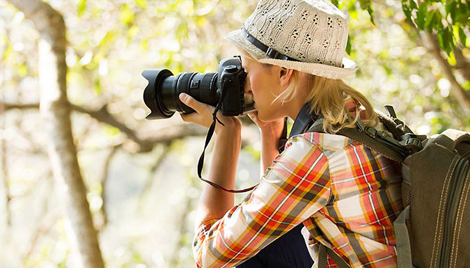The Art of Travel Photography Online Course