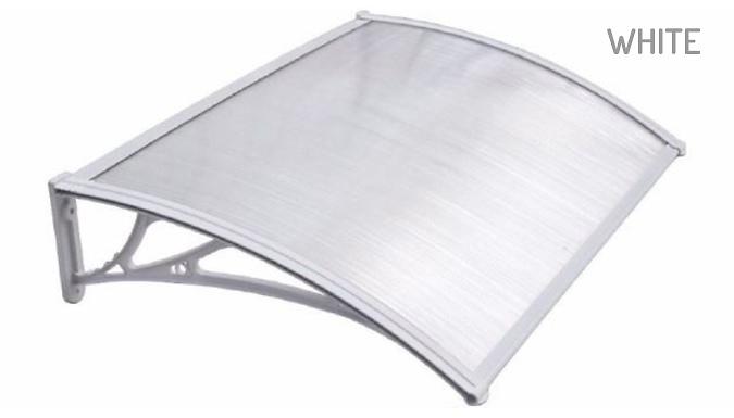 Weatherproof Wall-Mounted Door Canopy - Ultra-Durable Design!