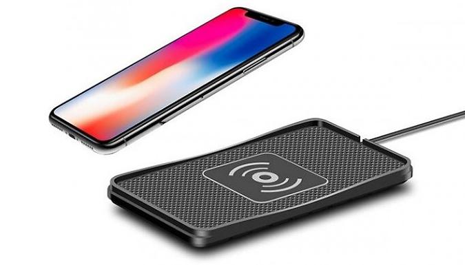 C3 Non-Slip Wireless Phone Charging Pad