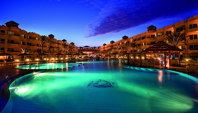 5-10 Night 5* All-Inclusive Hotel Stay with Flights from Worldwide Tours & Travel