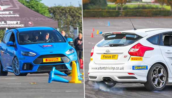 Paul Swift Ultimate Stunt Driving Experience - 3 UK Locations