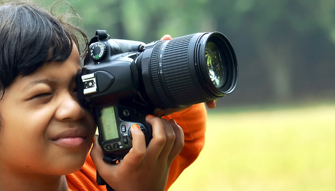 Photography For Kids Course