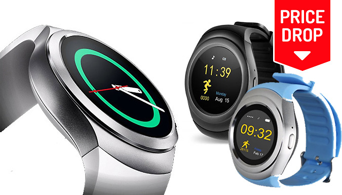 iTouch Pro Smart Watch  3 Colours