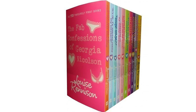 Louise Rennison 10 Book Collection