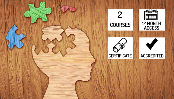 Accredited Psychology & CBT Course Bundle