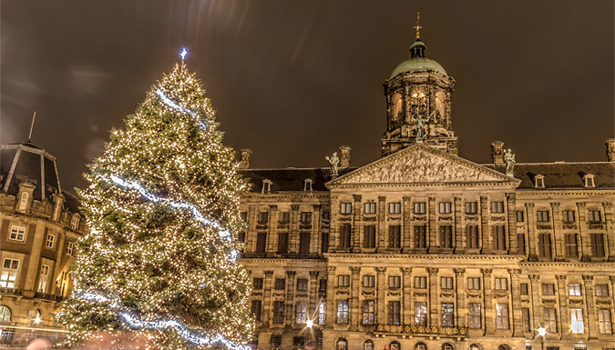 2-4 Night Christmas Market Break With Hotel Stay & Flights from Travelodeal Limited