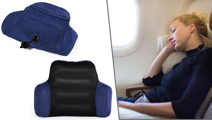 DDDeals - Lower Back Travel Cushion - 1 or 2