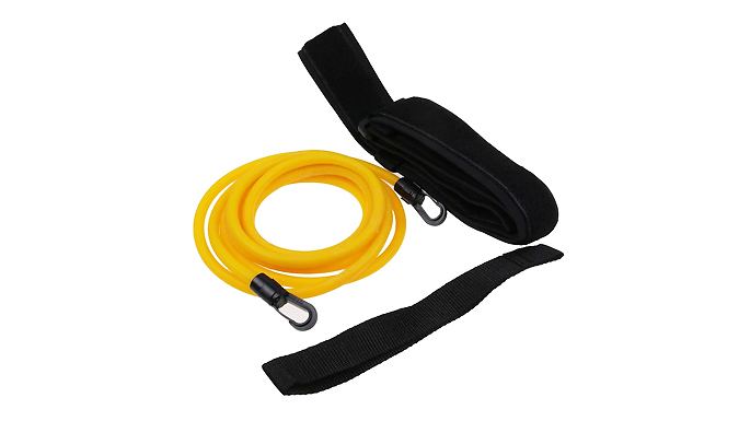 Trainer Belt For Resistance Swimming from Wish Whoosh Offers