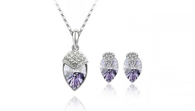 Austria Crystal Set