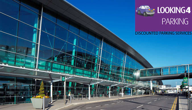 Dublin International Airport Up to 18 Off Park & Ride Services