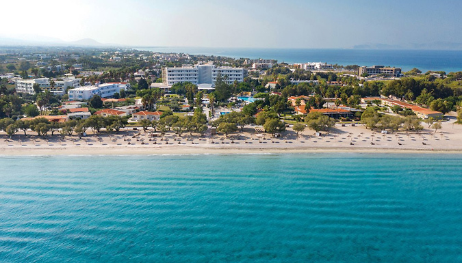 5-10 Night 4* All-Inclusive Hotel Stay With Flights from Jetline Travel