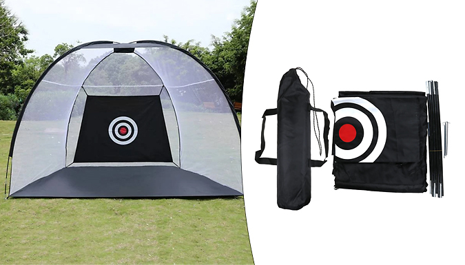 Golf Practise Net from Wish Whoosh Offers