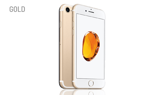 Apple iPhone 7 With 32GB or 128GB - 6 Colours cheapest retail price