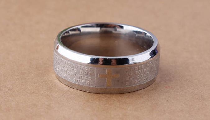 Men\'s Stainless Steel Ring