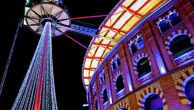 2-4 Night Christmas Market Getaway with Hotel & Flights from Travelodeal Limited