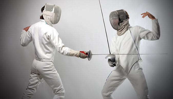 Fencing 4Week Course or 3Hour Workshop  London