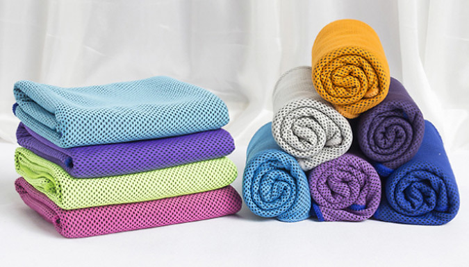 Microfibre Quick-Drying Towel - 7 Colours