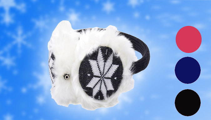 Ear Muff Speakers  3 Colours
