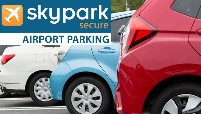 Up to 30% Off! from Skypark Secure