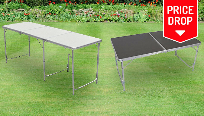 Folding Family Picnic Table  6ft or 4ft