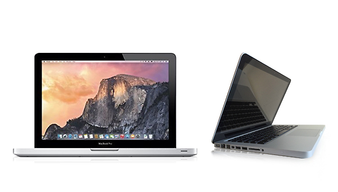 13 Inch Apple Macbook Pro  250GB