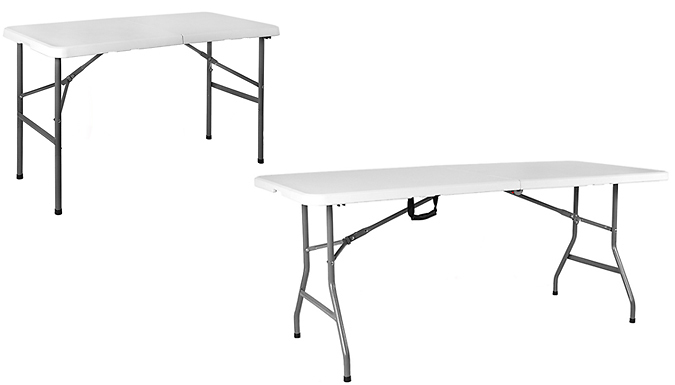 Home Vida Folding Table - 4ft, 5ft or 6ft