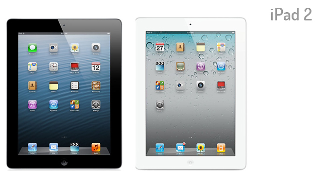Apple iPad 2, 3, 4 Air or Mini - 16GB, 32GB or 64GB cheapest retail price