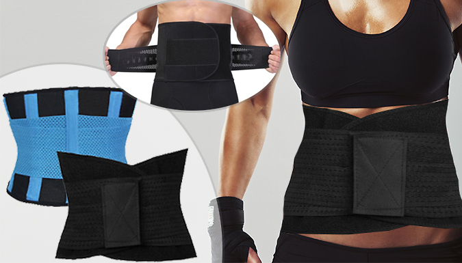 Thermal Compression Waist Slimming Belt
