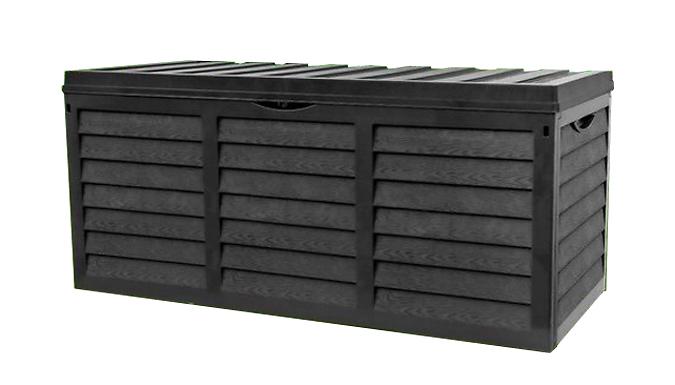 320L Garden Storage Box from GoGroopie