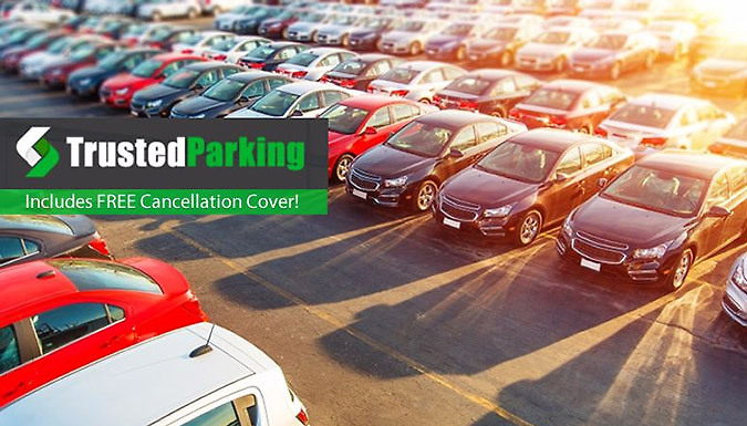 Up to 30 Percent Off Airport Parking from Trusted Parking