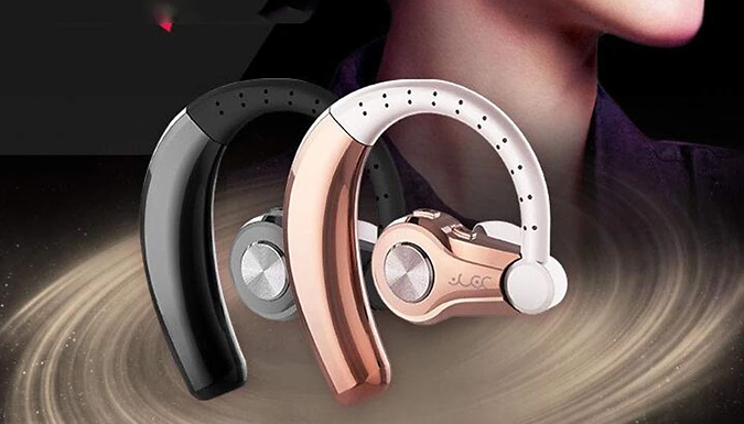 Wireless Bluetooth Headset - 4 Colours from Wish Whoosh Offers