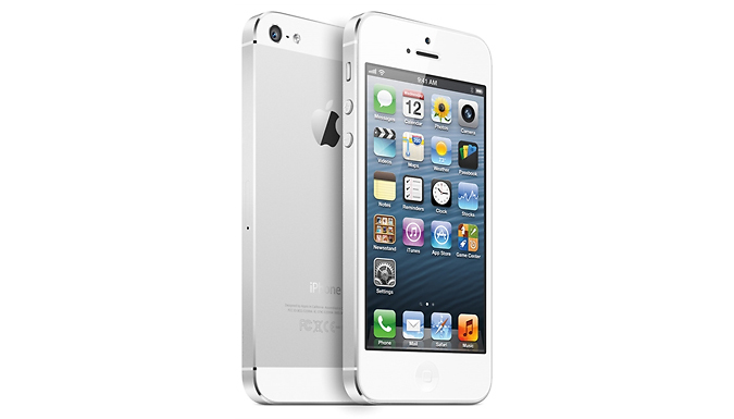 Apple iPhone 5 (Unlocked) 16GB or 32GB - Black or White cheapest retail price