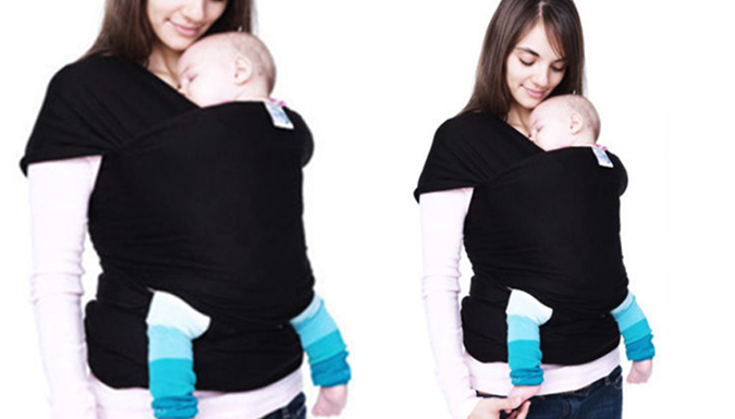 Baby-Carrier Sling-Wrap Top