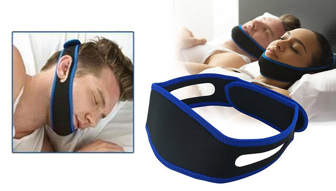 DDDeals - Anti Snoring Jaw Strap