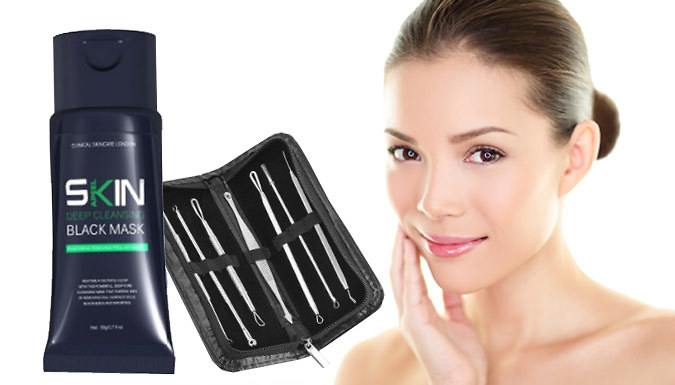 9-Piece Complete Blackhead Removal Bundle