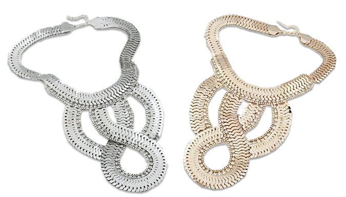 Roman-Style Necklace
