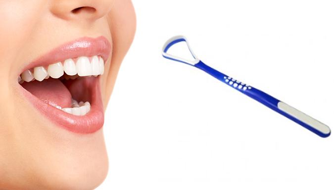 Hygienic Tongue Scrapper