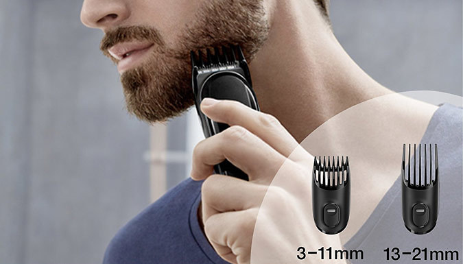 Braun 6-in-1 Precision Trimmer + Grooming Kit
