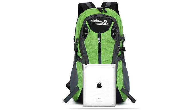 40L Sports Backpack - 2 Colours from J-Star Direct