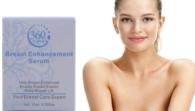 Breast Enhancement Serum - 1, 2 or 3 Pack