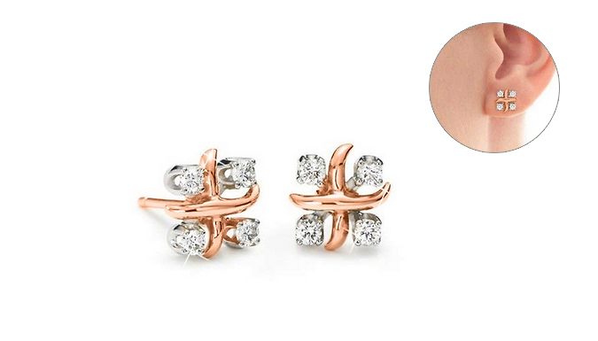 Swarovski Elements Studs - 2 Colours