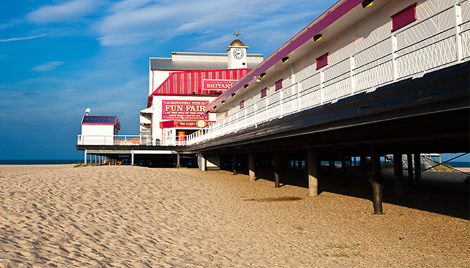 Great Yarmouth, Norfolk: 1, 2 or 3 night B%26B stay for two