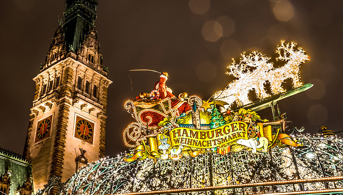 2-4 Night Christmas Market Break With Hotel & Flights from Adore Holidays