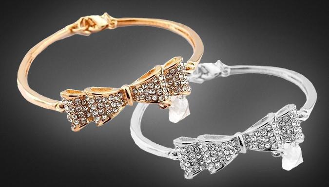 Double Bow Bracelet