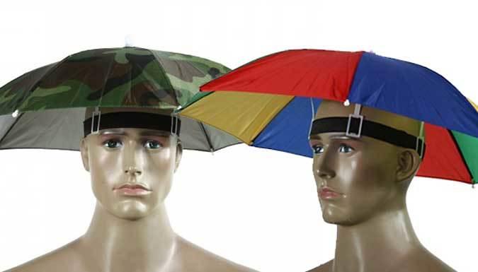 DDDeals - 55cm Sun Shade Umbrella - 2 Colours