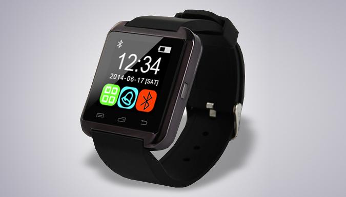 1.6 Inch Touchscreen Bluetooth Smartphone Watch