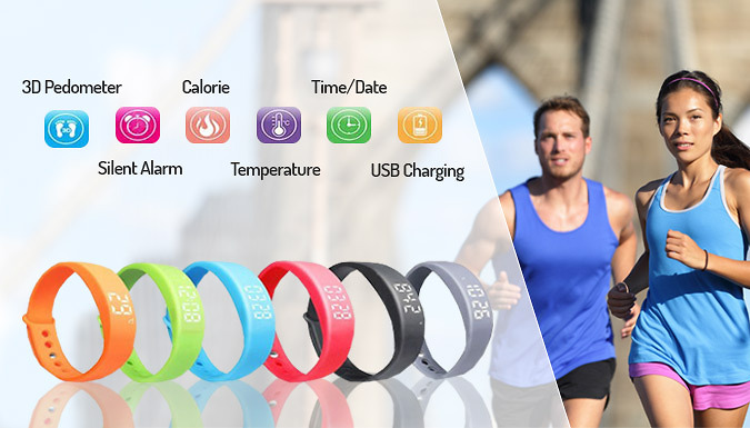 Z2 Fitness Smart Watch  6 Colours