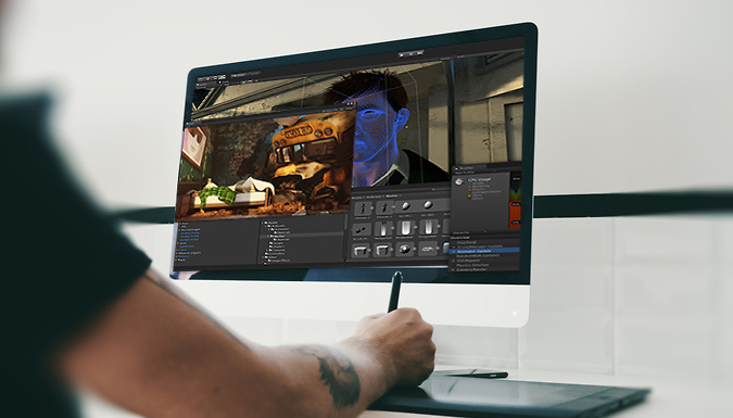 Online Game Design Course